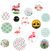 Flamingo POP Round Universal Phone Mount For iPhone 7 6 5 For Xiaomi Redmi Note 3 MI5 For Huawei Phone Holder Expanding Stand