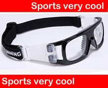Factory wholesale Rx Basketball glasses Football Goggle Sports Protection Glasses For Adult For Prescription Lens