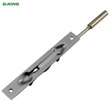 Stainless steel latch adjustable length latch extended hidden door latch bolt embedded door Ambrose(China)