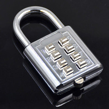 Practical 8 Digit Combination Padlock High Quality Cabinet Drawer Luggage Security Password Locks For Home Tool