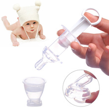 New design household Medical grade baby care Feeding device Food-grade fluid activity silicone Medicine Feeder(China)
