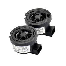 "2pcs 1"" inch 4Ohm  15W Car tweeter Treble Speaker Loudspeaker with capacitance"