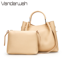Solid Big yellow Luxury Handbags Women Bags Designer High Quality Leather Women Bag ladies Shoulder Bags Large Capacity Tote Bag(China)