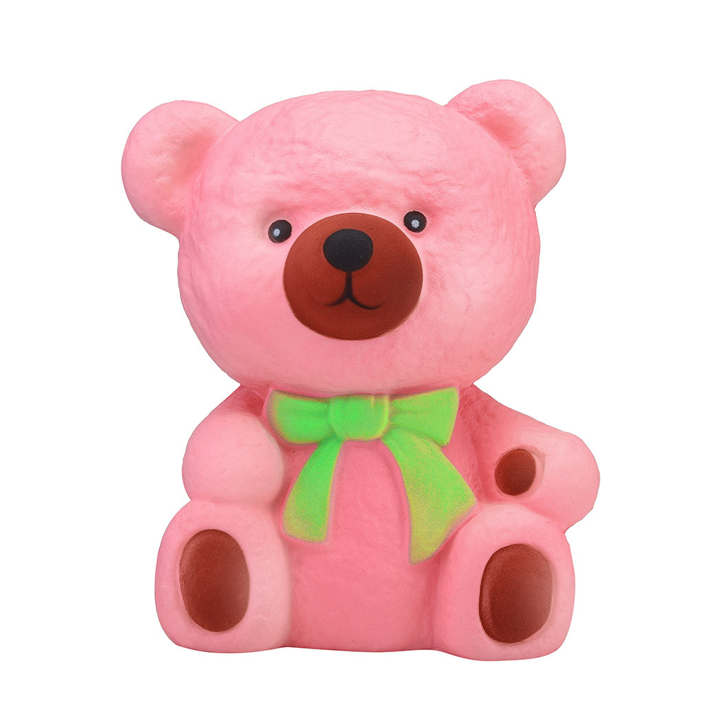 Color Change Super Soft Bear Squishy 2