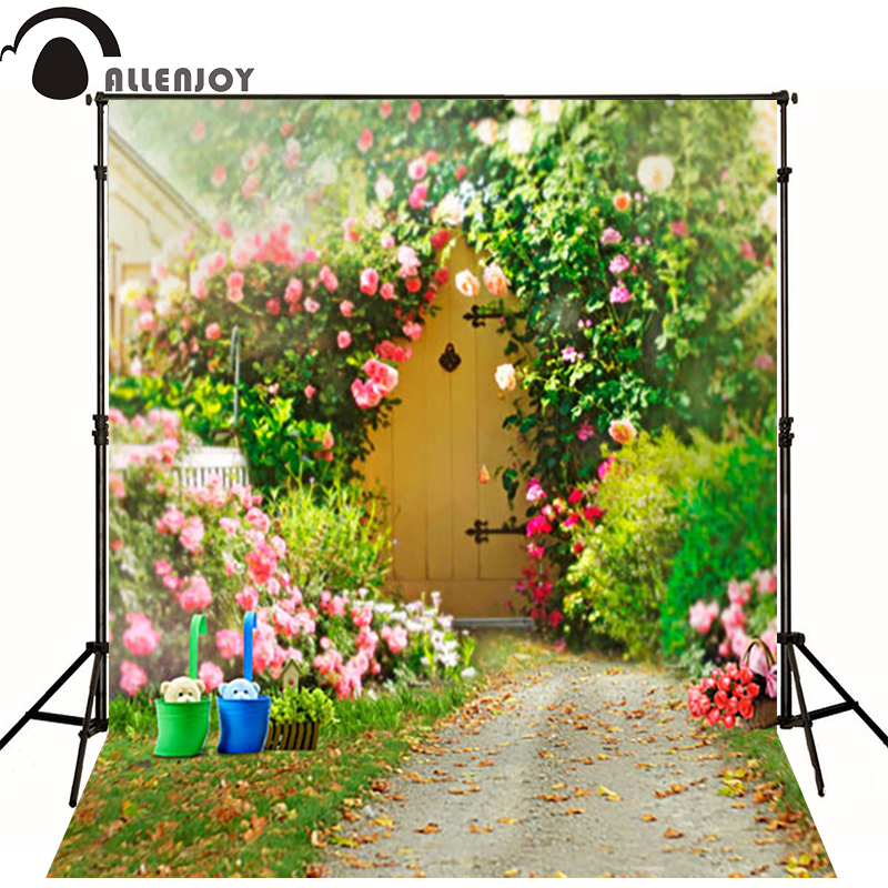 10*20feet(300*600CM) photography background fotografia Winnie the doors of the bucket photography backdrops<br><br>Aliexpress