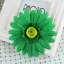 Women Vintage Daisy Hair Clips Wedding Boho Festival Accessories Bridesmaids Hairpin Barrette