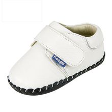 Baby Boy Shoes Leathers Toddler Moccasins Infant Soft Sole Baby Shoes Moccasin Sapato Infantil Menino First Walker 503034(China)