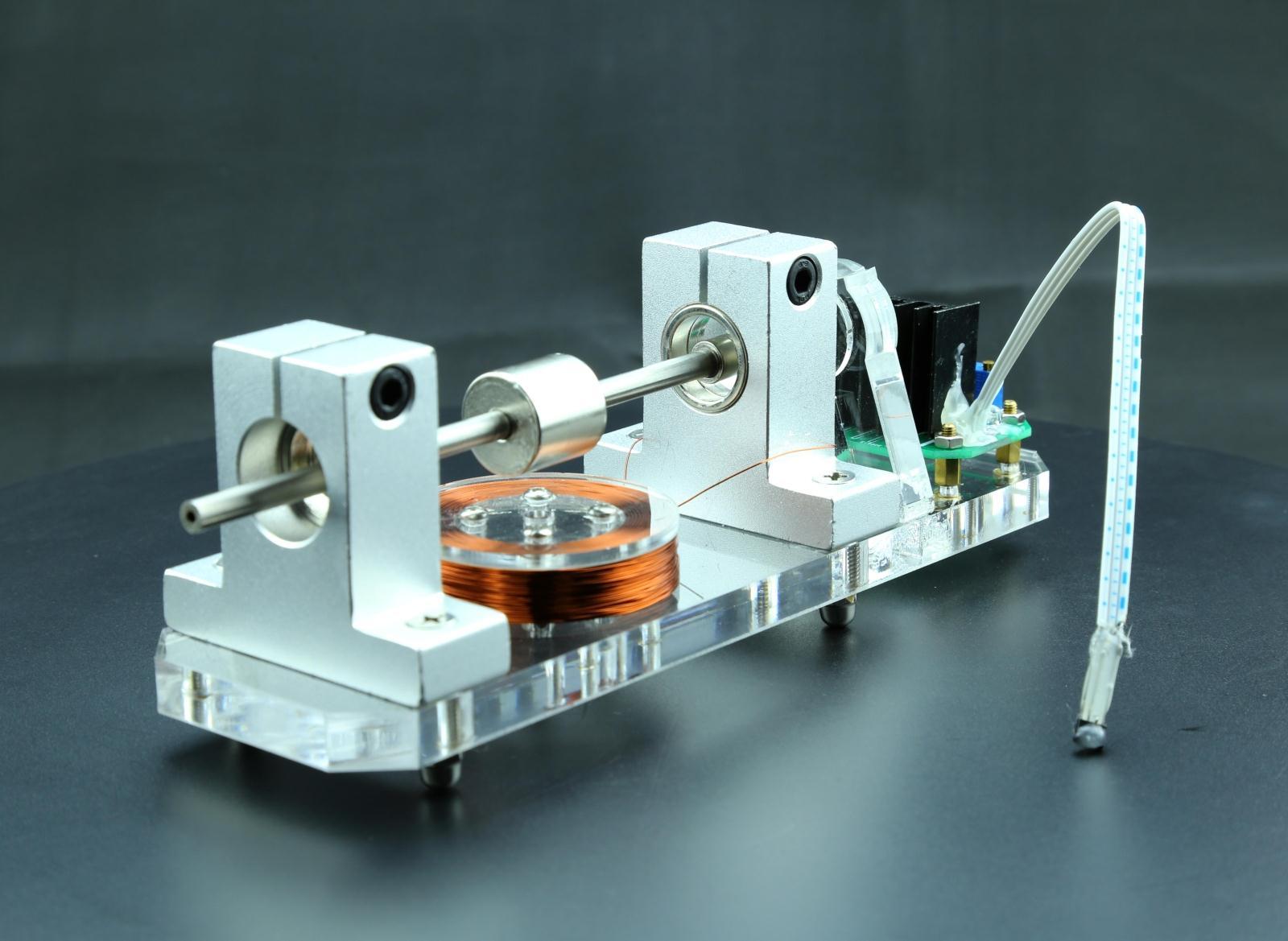 Holzer Motor High Speed Motor, Brushless Motor 2W Per Minute<br>