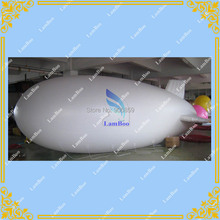 8m/26ft  Inflatable Advertising Zeppelin / Blimp / Airship for Different Events by DHL Fast Shipping
