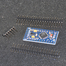 Pro Mini ATMEGA328P 5V 16MHZ for Arduino DIY Atmega 328 Mini ATMEGA328 Controller Board Panel Module Compatible Nano Electronic