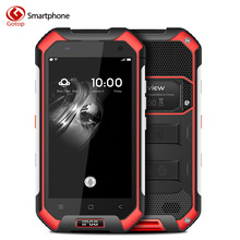 Original Blackview BV6000S Waterproof Smartphone 4.7 Inch Android 6.0 MT6735 Quad Core Mobile Phone 2GB RAM16GB ROM Cell Phone(China)