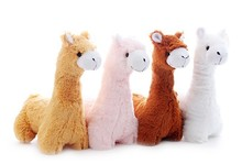 2016 Hot Sale New 35cm 8 Colors Goat Lamb Sheep Soft Plush Toys Doll Xmas Kid Alpaca Gift Fast Delivery Good Delivery(China)