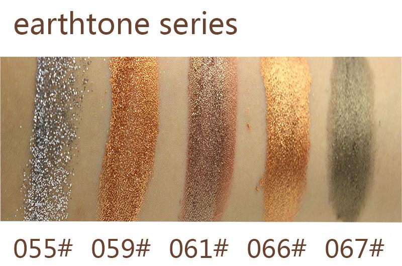 20 Colors Eye Shadow Makeup Powder Naked Pigment Mineral Shimmer Matt Shadows Make Up Highlighters Brightens Brands Eyeshadow  (11)