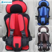Comfortable baby car seat baby safety seat Children\'s Chairs in the Car Updated Version Thickening Cotton Kids Car Seats(China)