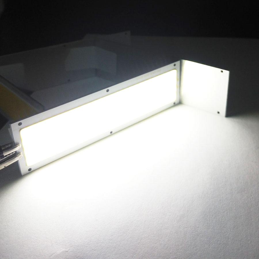 Ultra Bright 1000LM 10W COB LED Light Strip 12V DC for DIY Car Lights Work Lamps Home Bulbs 12036MM LED Chip (11)