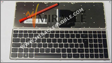 Repair You Life Laptop keyboard For IBM For Lenovo Ideapad Z500 Z500A Z500G P500 P500A 25-206237 PK130SY1F SP layout backlit