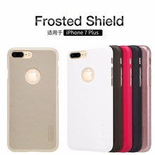 Original Nillkin Super Frosted Shield Hard Back PC Cover Case For Apple iPhone 7 Plus Phone Case + Screen Protector