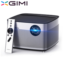XGIMI H1 Full HD Projector, Free 16G U Disk, 1pc Active 3D Glasses. Support 1080p, 4K, 2K, 3D Projector for Home Theater,Lecture