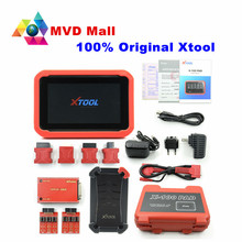 100% Original XTOOL  X100 PAD Auto Key Programmer X 100 Key Programmer For Latest Vehicles With CAN BUS /UDS protocol  DHL Free
