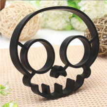 20pcs/lot, Skull Egg Fried Frying Mold Egg Mould Shaper Eggs Ring Kitchen Cooking Tools molde huevos