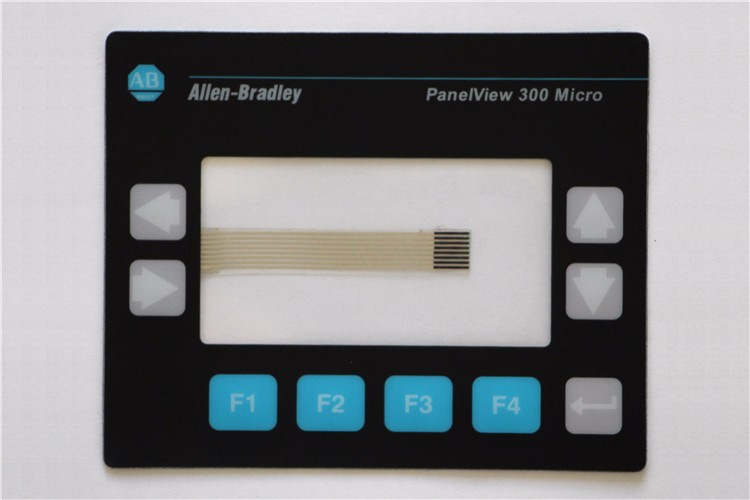 2711-K3A10L1 : Membrane switch for AB 2711-K3A10L1 PanelView Standard 300, 2711-K3 Series Keypad, FAST SHIPPING<br>
