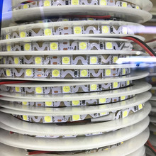 LED Strip 5050 300 Leds 12V Ultra narrow 6mm S Shape Signages Channel Light Strip Bendable billboard lamps Replace LED Module 5M
