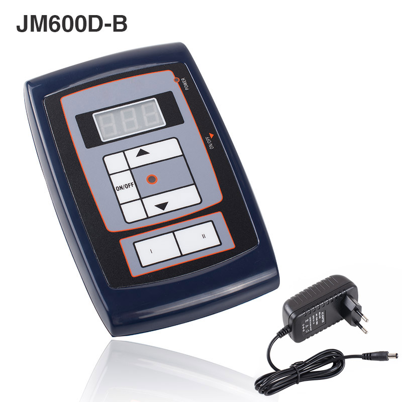 JM600D-B LCD Digital Tattoo Power Supply Permanent Makeup Eyebrow Machine Kit Adjustable EU Plug Free Shipping<br>