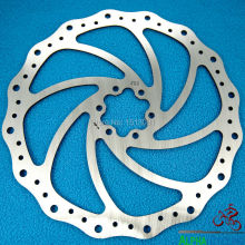 Disc Brake Rotor for MTB Bike, 203mm size, 8 inches DH rotor, with 6 bolts.  1 PCS per ORD, made in Giant Factory