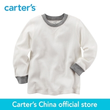 Carter's 1pcs baby children kids Long-Sleeve Thermal Tee 225G519,sold by Carter's China official store