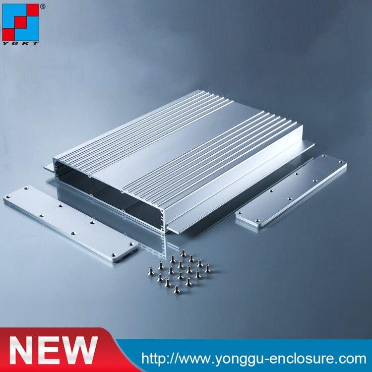 YGK-039 252*38-300mm (WxH-L) aluminum extrusion enclosure/diy projects enclosure case /aluminum enclosure <br>