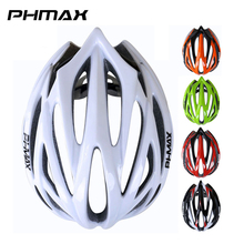 PHMAX Brand Cycling Helmet Road Mountain Cycle Helmet In-mold 21 Vents Bicycle Helmet Ultralight Bike Helmet Casco Ciclismo(China)