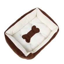 Breathable Warm Soft Fleece Pet Dog Kennel Cat Puppy Bed Mat Pad House Kennel Cushion Cama Para Cachorro Large Dog Bed