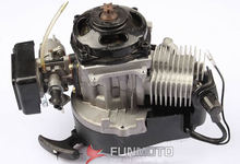 49cc mini dirt engine 1cylinder 2 stroke brand name KXD LIYA HIGHPER SURPLUS NITRO SSR 30RACING