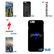 Specialized Bikes Silicon Soft Phone Case For Huawei G7 G8 P8 P9 Lite Honor 5X 5C 6X Mate 7 8 9 Y3 Y5 Y6 II(China)