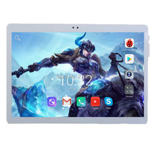 DHL Free Shipping 10 inch Tablet PC Ocat Core 4GB RAM 64GB Dual SIM Cards 1920*1200 IPS HD 10.1 inch Tablet PCs+Gifs