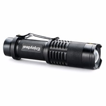 Hot Selling 3000 Lumens Adjustable Focus 3-Modes CREE T6 LED Flashlight Torch For 18650