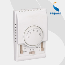 Temperature fan speed Control Floor Heating System Saipwell SP-1000 house room Mechanical thermostat central Air-condition(China)