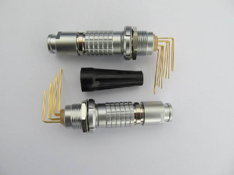 LEMO connector FGG 2B+ECG 2B 2-19PIN Plug in the socket<br>