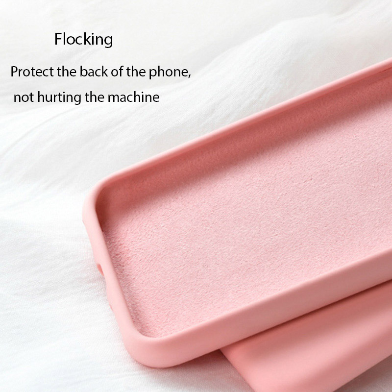 For Samsung Galaxy A50 Case Liquid Silicone Rubber Soft Cover For Samsung Galaxy A30 2019 Phone Cases Shockproof Coque a30 a50