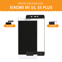 For Xiaomi 5S 5SPlus Soft PET Nanometer Anti Explosion Screen Protector Film 3D Full Cover Curved Protection(Not tempered Glass)