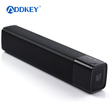 Portable High Quality NFC Bluetooth Speaker Super Bass 20w Stereo Touch Loudspeaker Support TF Card AUX Player for Phone TV(China)