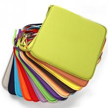 Super Soft Square Solid Chair Seat Pads Cushion non-slip With Cord For Patio Home Car Sofa Office Decoration Baby chair 40*40CM