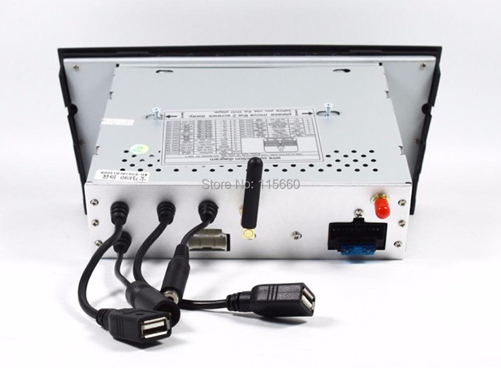 Car DVD GPS for BMW 3 E90 E91 E92 E93 A6