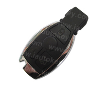 New HIGH QUALITY + 3 Buttons Smart Remote Key for Mercedes Benz key NEC Chip for after 2000 433MHZ(China)