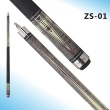 Fury Pool Cue Model ZS-01 Speed-Loc joint pin 11.75mmTip pool billiards cue tacos de billar Silicone sport grip