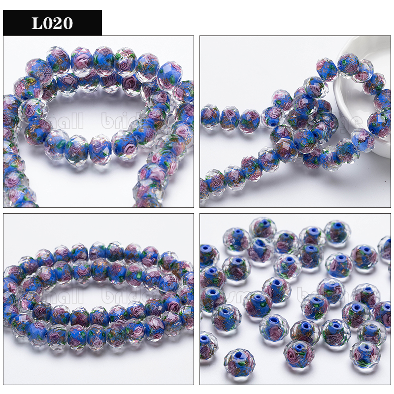 Glass Lampwork Beads (20)