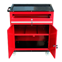 NS111806 Heavy Duty Metal Tool Cabinet With Wheels But Without Tool Inside