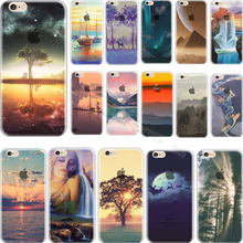 Soft TPU Cover For Apple iPhone 4 iPhone 4S iPhone4 iPhone4S Case Cases Mobile Phone Shell Customized Design Color Painted(China)