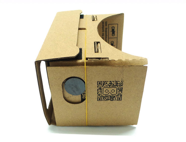 Hot Sale Virtual Reality Glasses Google Cardboard Glasses 3D Glasses DIY VR Box Movies for iPhone 5 6 7 SmartPhones VR Headset_03