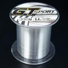 300M Nylon Line Mono Clear Super Strong GT Sport Sea Fishing Line From Japan